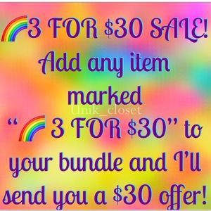 Sweaters - 🌈3 FOR $30